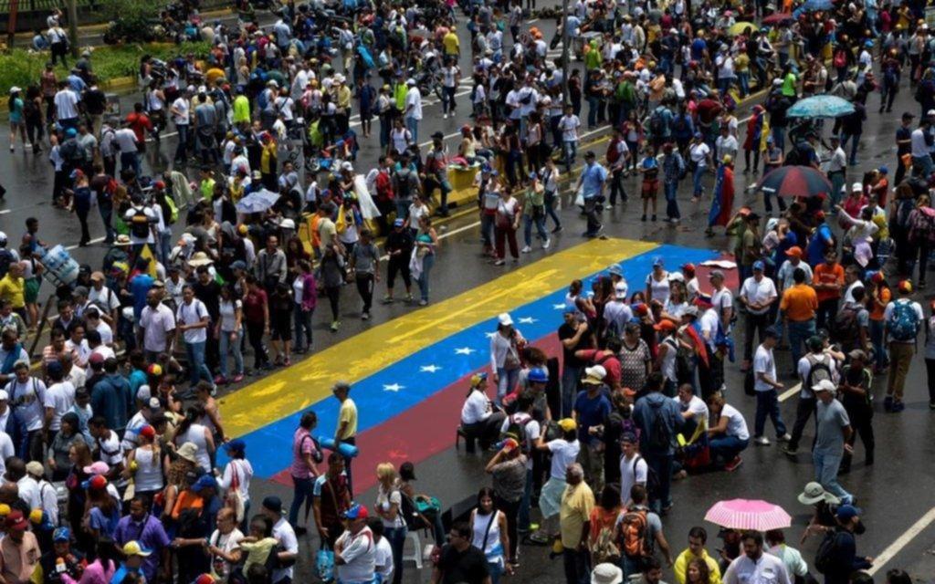 El gobierno argentino recibirá denuncias de violaciones a los derechos humanos en Venezuela
