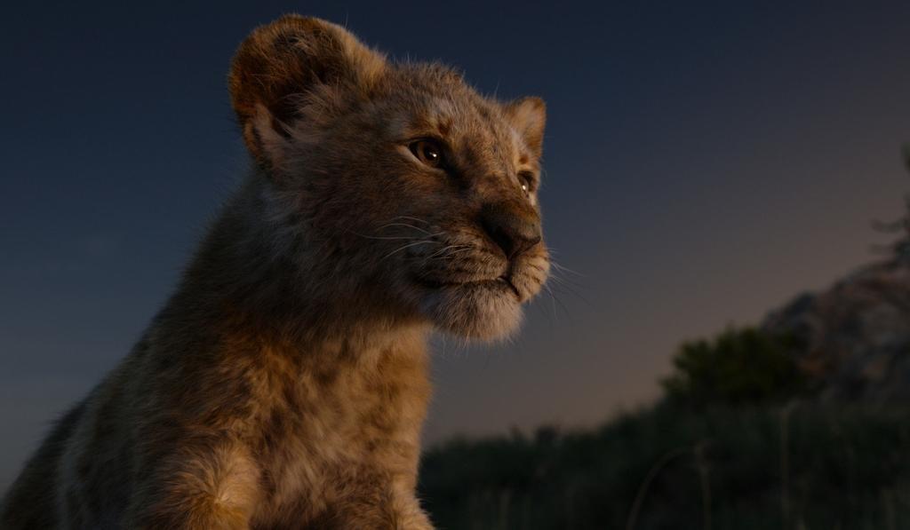 """Es un éxito de taquilla, pero..: """"El rey león"""", ¿es todo lo que está mal en el cine actual?"""