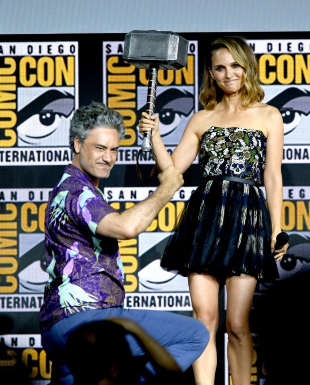 """Qué dejó la Comic Con: Marvel mostró su poderío mientras se busca la nueva """"GOT"""""""