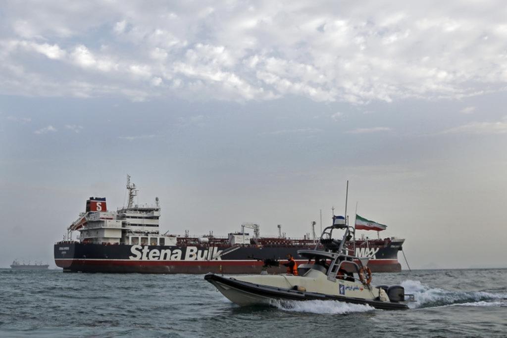 Tras capturar el petrolero británico, Irán redobla el desafío al Reino Unido