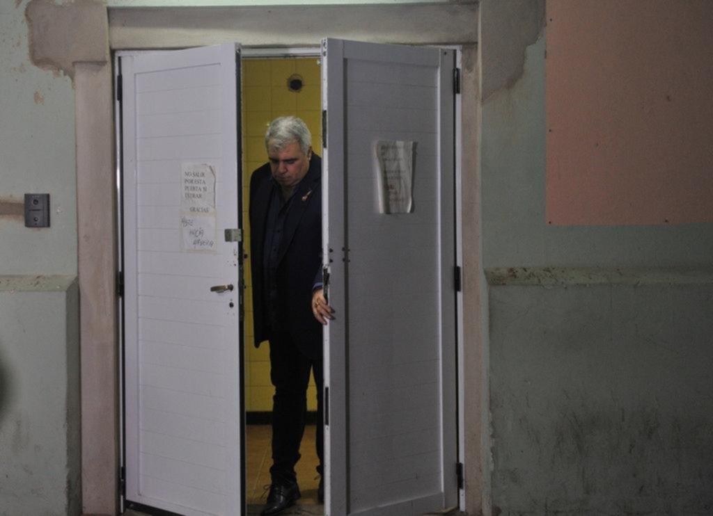 """Ordenaron la detención de """"El Pepo"""", que sigue internado en un hospital de Dolores"""