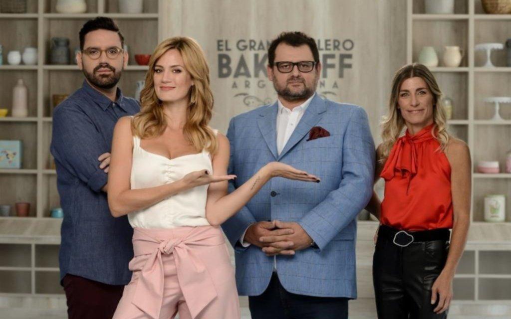 """Telefé prepara la segunda temporada de """"Bake Off Argentina, el Gran Pastelero"""""""