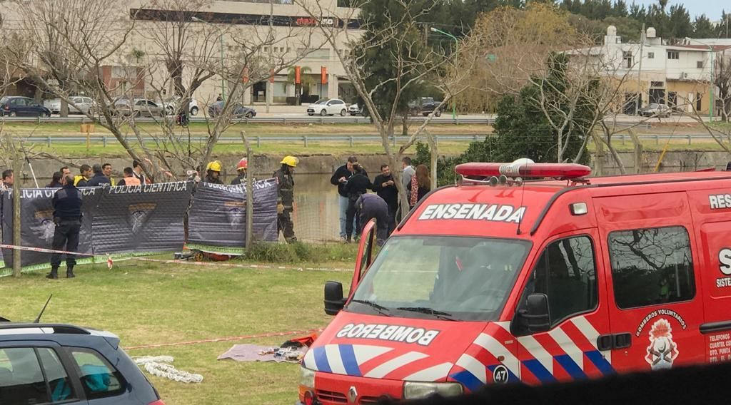 Hallaron muerto en El Dique a un hombre ausente desde el sábado