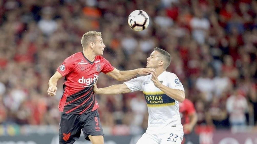 Boca se la juega en Curitiba ante el Athlético Paranaense en busca de un buen resultado