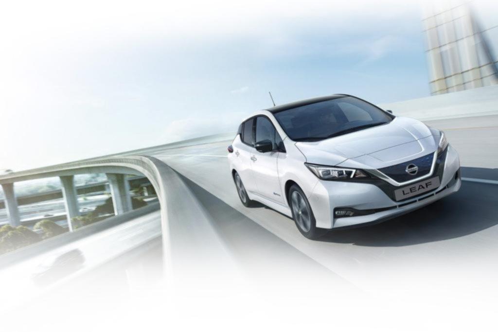 El primer auto 100% eléctrico llegó a la Argentina