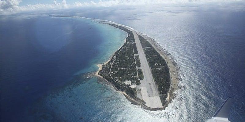 Algunas de las Islas Marshall ahora son más radiactivas que Chernóbil o Fukushima