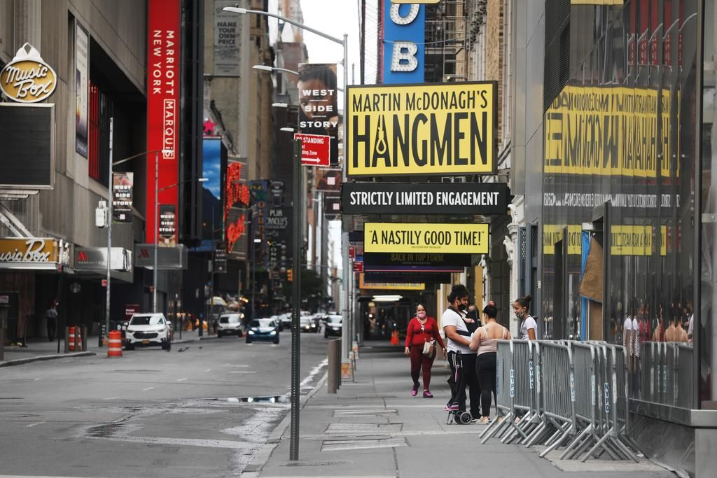 Nueva York aísla a cada vez más personas de otros estados