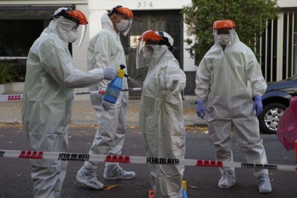 En La Plata hay 109 contagios de coronavirus cada 100 mil habitantes
