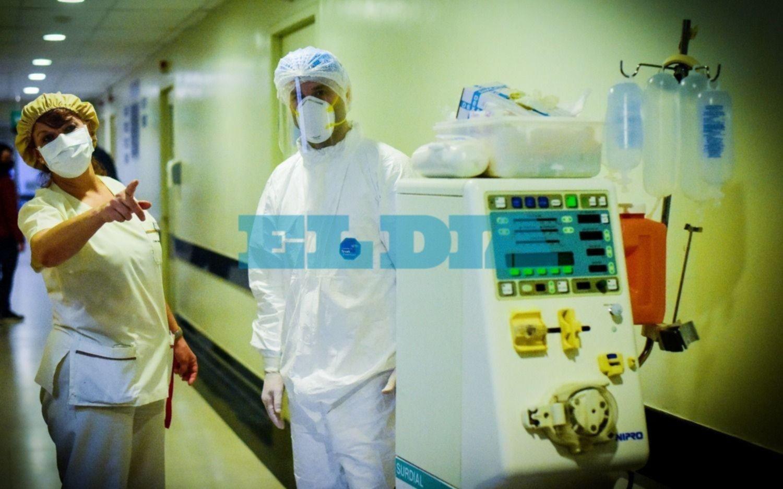 La Plata suma otras 2 muertes y 40 nuevos contagios de coronavirus
