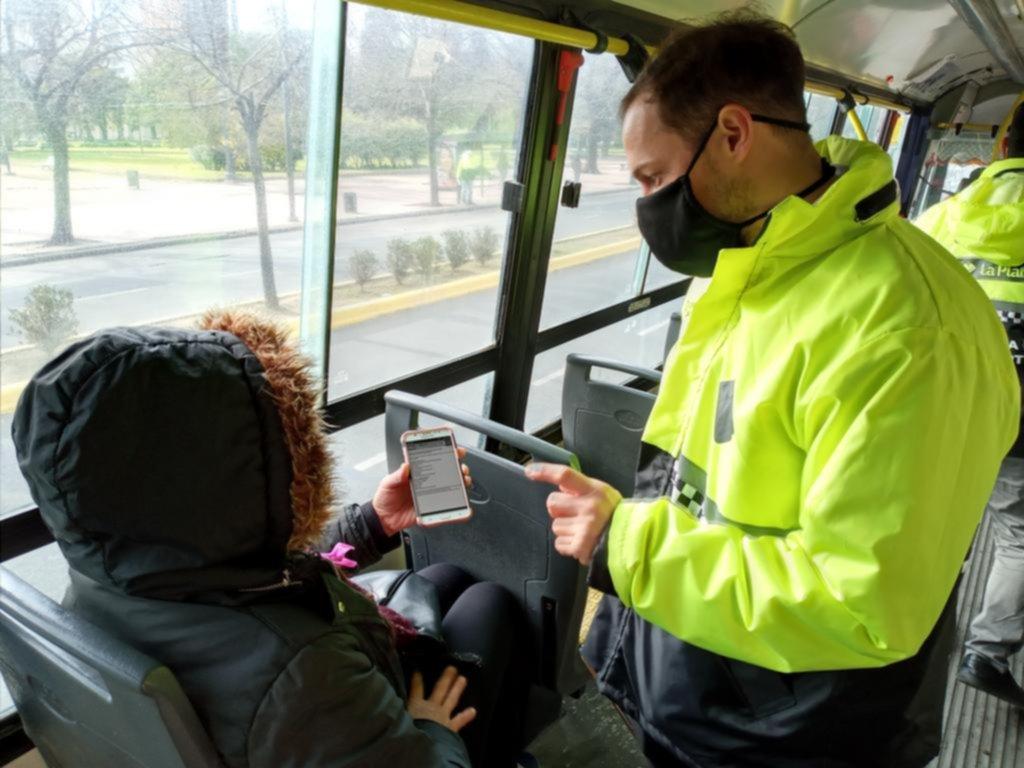 Se redujo en más del 90% el uso del transporte público en la Ciudad