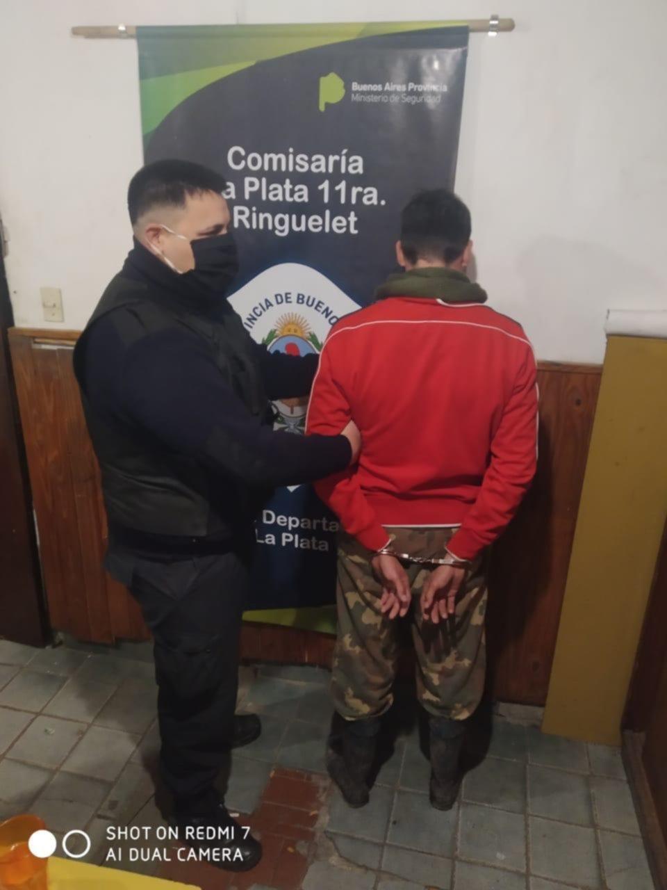 """""""Pluriladrón"""": creen que un detenido integraba dos bandas"""