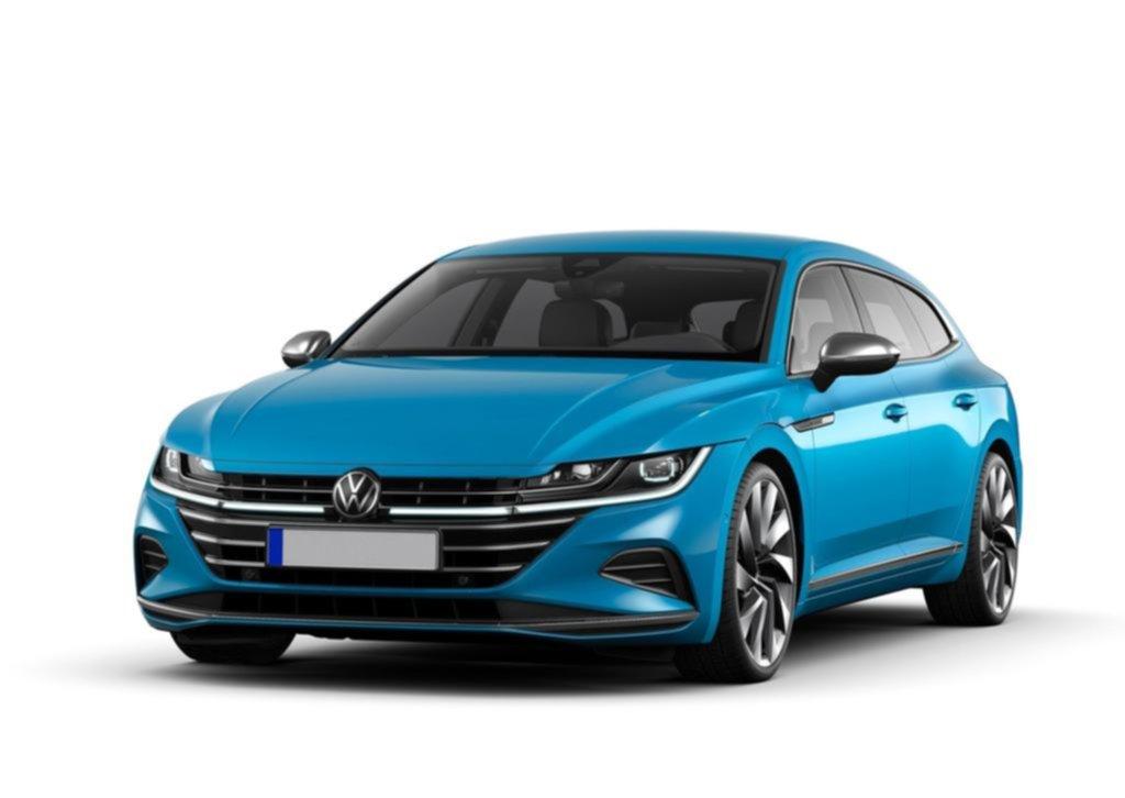 El VW Arteon actualiza su imagen y suma una nueva familiar