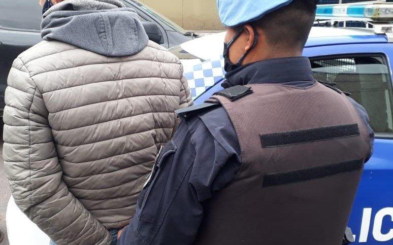 Dos detenidos en operativos por robo y una tentativa de homicidio