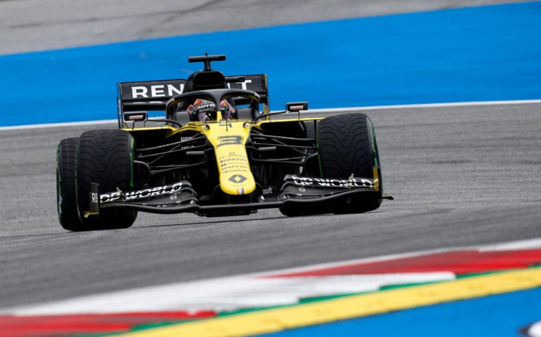 Empezó el ruido de la F1 en Austria y Hamilton fue el más rápido