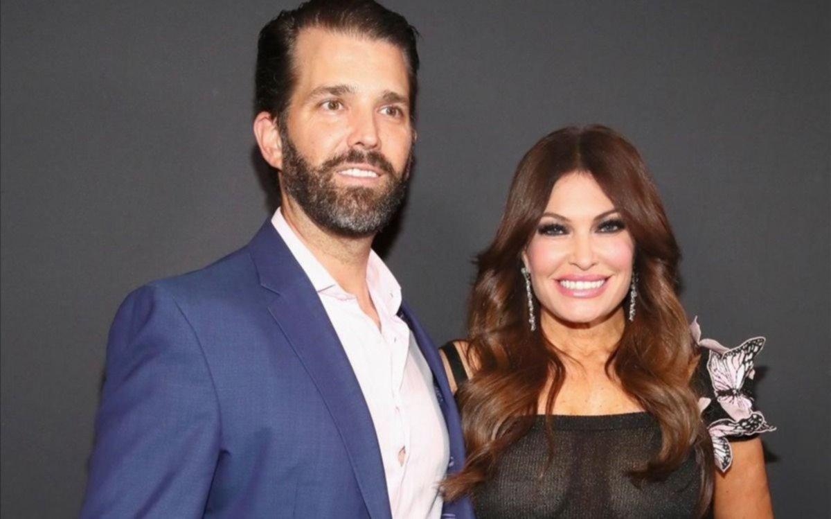 La novia del hijo mayor de Trump tiene coronavirus