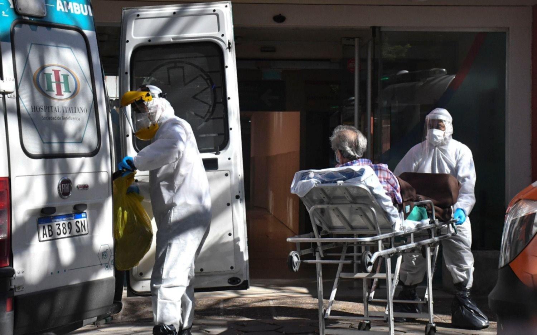 Coronavirus en el país: 44 muertos y 2.590 nuevos casos