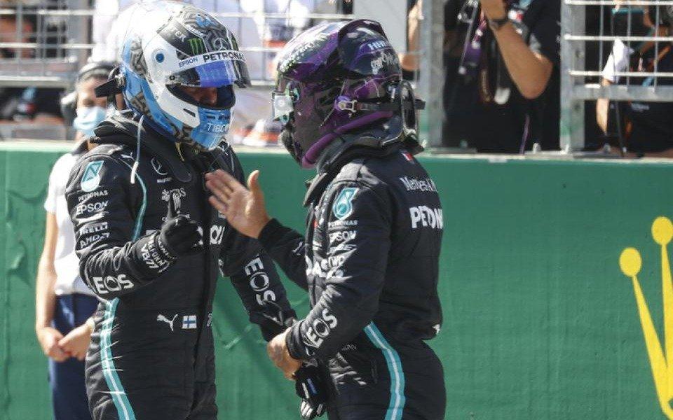 Bottas se quedó con el Gran Premio de Austria en la vuelta de la Fórmula 1