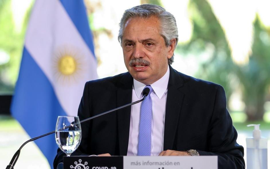 """Fernández aseguró que el trato de la oposición al asesinato de Gutiérrez """"es canallesco"""""""