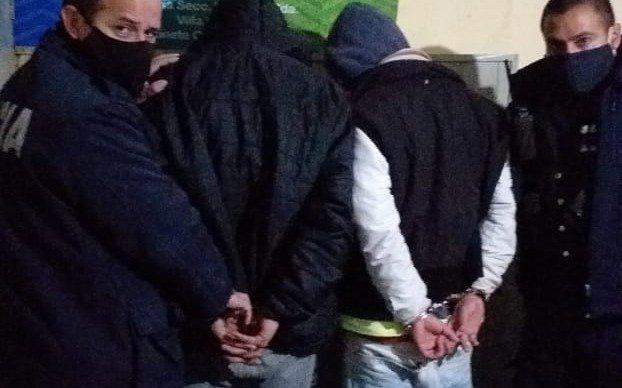 Dos detenidos por intentar asaltar a un automovilista en Villa Elisa