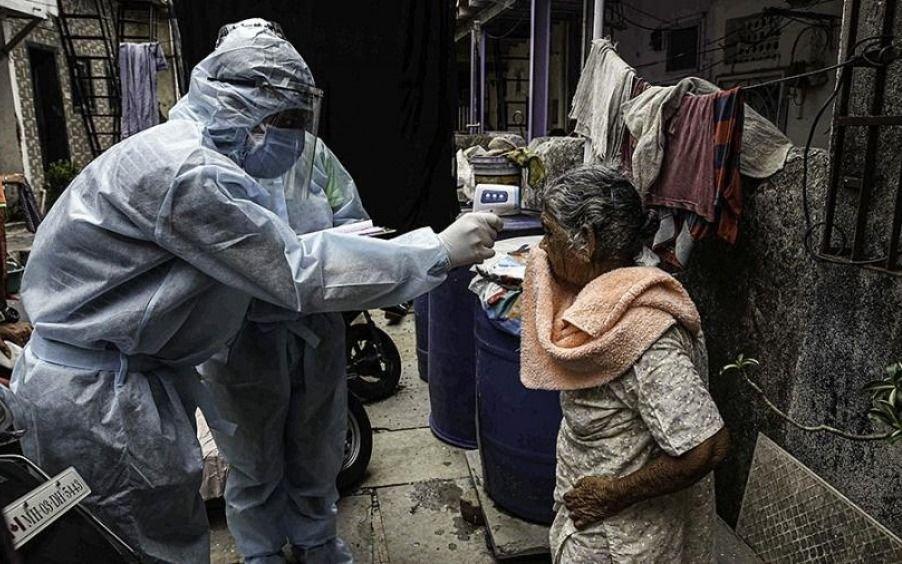 India superó a Rusia como el tercer país con más casos de COVID-19: hoy sumó casi 25.000 nuevos contagios