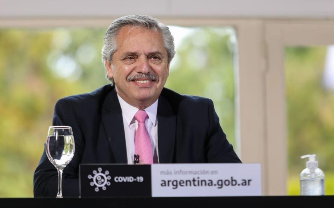 """""""Habrá que analizar el capitalismo"""", dijo Alberto Fernández"""