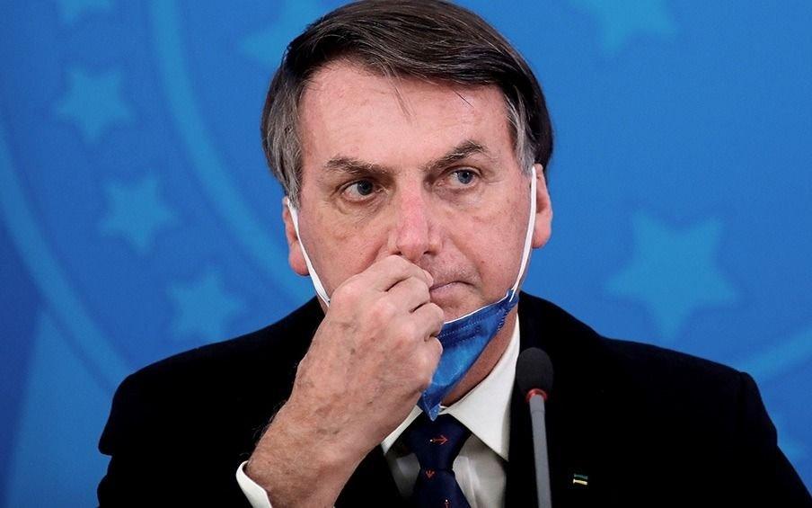 """""""Gripecita"""" e """"histeria"""", las definiciones de Bolsonaro sobre el COVID-19 antes del contagio"""