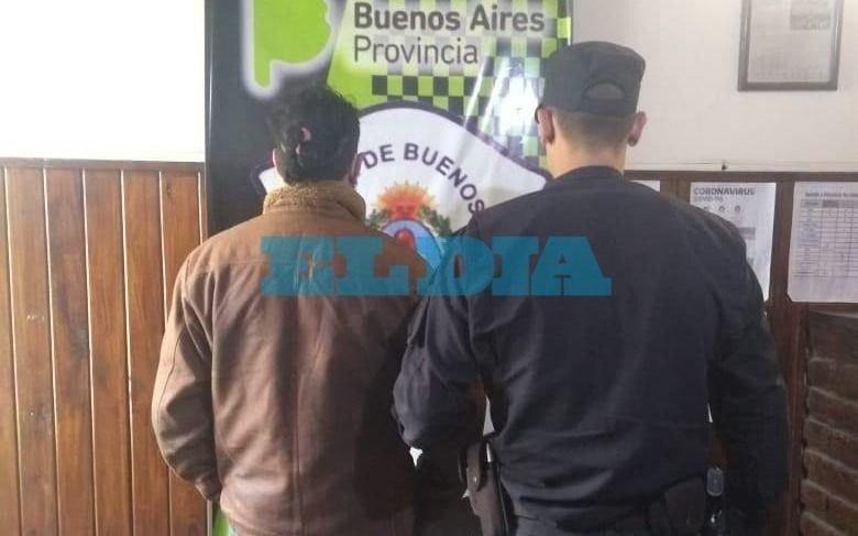 Tenía pedido de captura y cayó en La Plata por violar la cuarentena