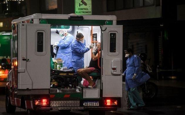 Argentina registró su cifra diaria de contagios más alta: 2.979 en las últimas 24 horas