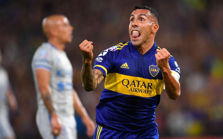 Una jugada de Riquelme volvió a ser clave en Boca: renovará Tevez