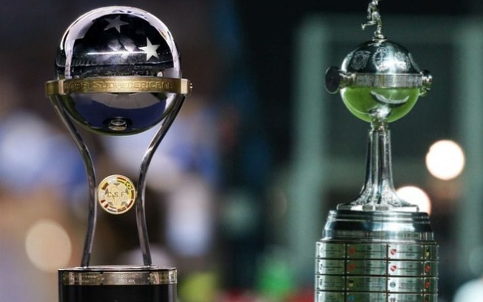 Elizondo, desde Paraguay, dijo que Conmebol estudia llevar las copas a Asunción y Montevideo