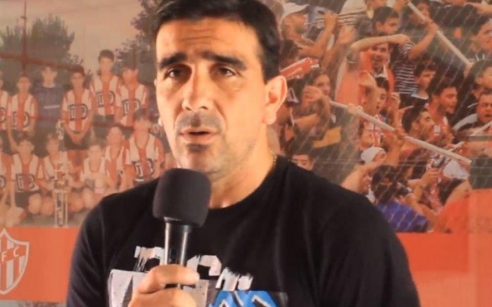 Primer caso de coronavirus en el  fútbol de Primera División del país