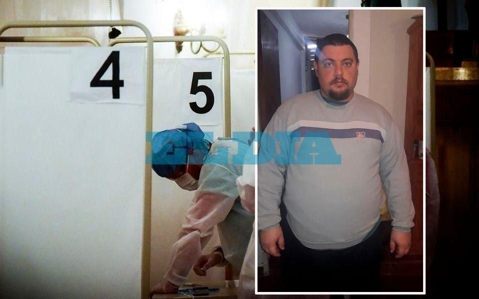 Platense contagiado de COVID-19 denunció que le robaron pertenencias en el hospital