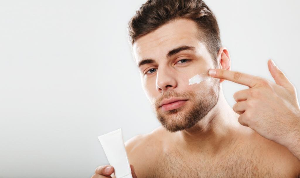 La piel masculina necesita cuidados especiales