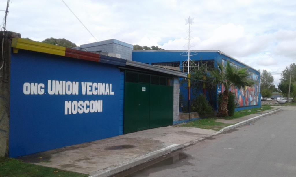 Denuncian reiterados robos y destrozos en la sede de una cooperativa de Ensenada