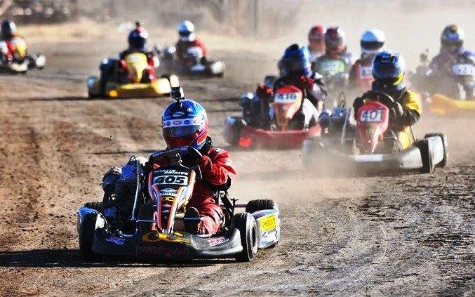 Una carrera de karting, eje de otra polémica por violación de la cuarentena en el interior