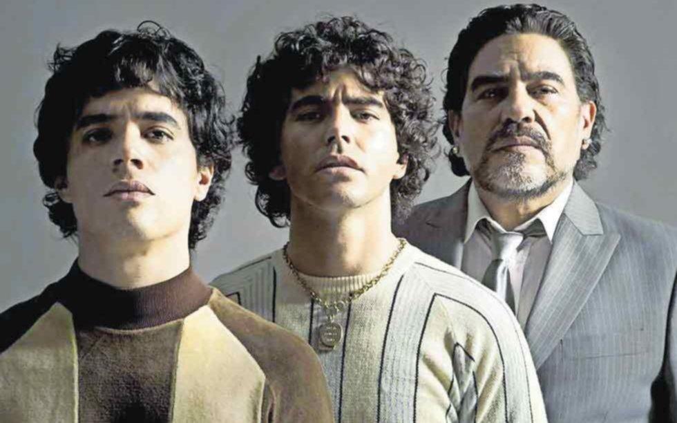 Los 14 puntos que pactó Maradona con Amazon para la emisión de la serie de su vida
