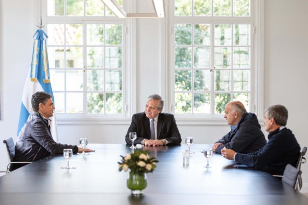 El Presidente busca apoyo político por la deuda y la salida de la cuarentena