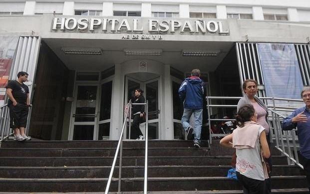 El Hospital Español anuncia que no hará más hisopados para detectar casos de coronavirus