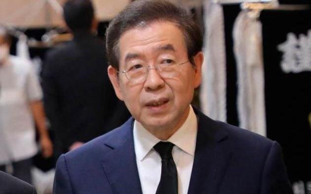 Encuentran muerto al alcalde de Seúl, tras una búsqueda que incluyó perros y drones