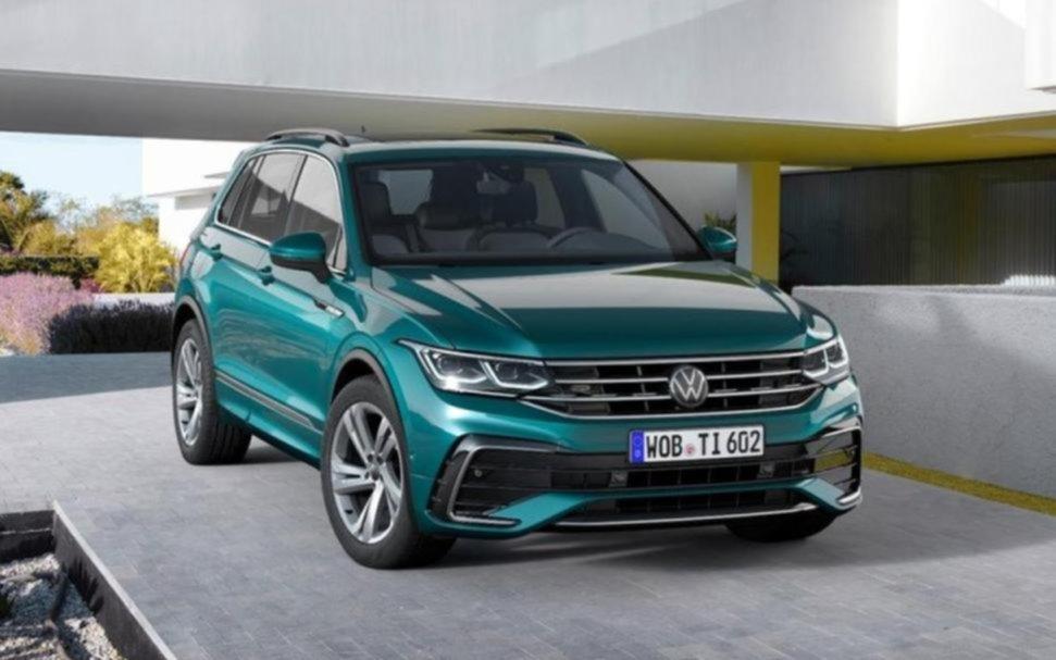 El VW Tiguan saldrá en versión híbrida enchufable
