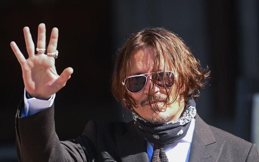 Johnny Depp sigue con los detalles escabrosos del divorcio con Amber Heard