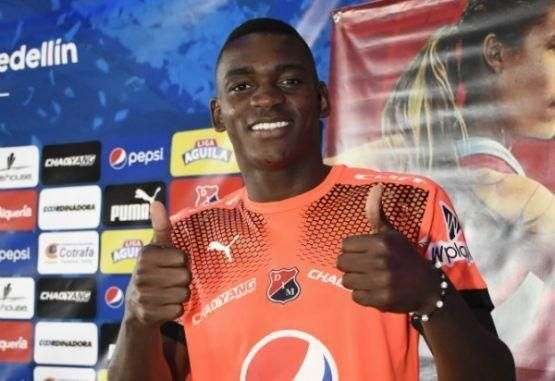 Hay rumores que vinculan al colombiano Jesús Murillo como posible refuerzo de Boca