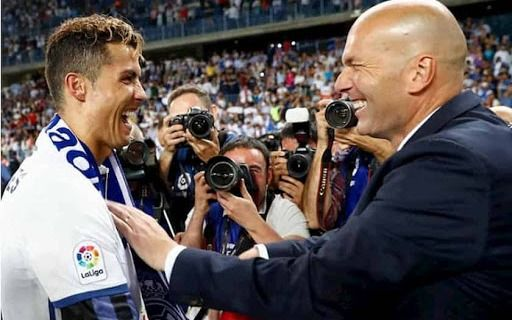 Magnate quiere comprar el Olympique y llevarse a Cristiano Ronaldo y Zidane