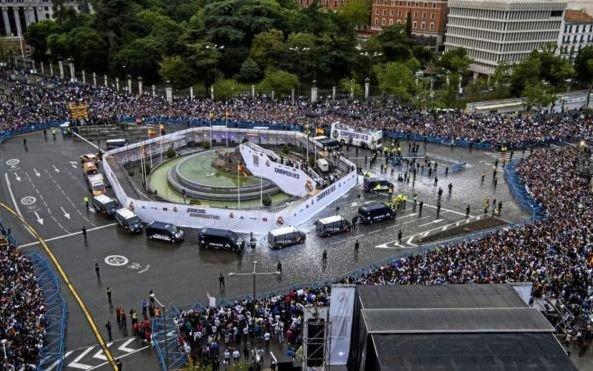 Si Real Madrid sale campeón de España, ¿se puede desatar un rebrote de coronavirus en la capital?