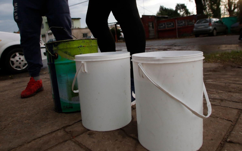 Sin agua para higienizarse frente a la pandemia