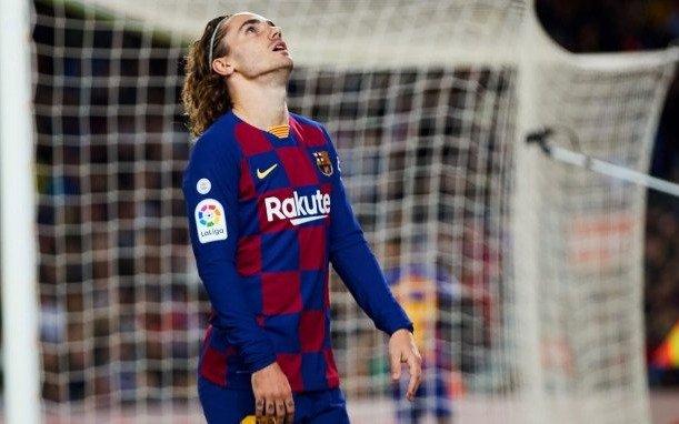 Barcelona: el francés Griezmann se lesionó y puede perderse el final de La Liga