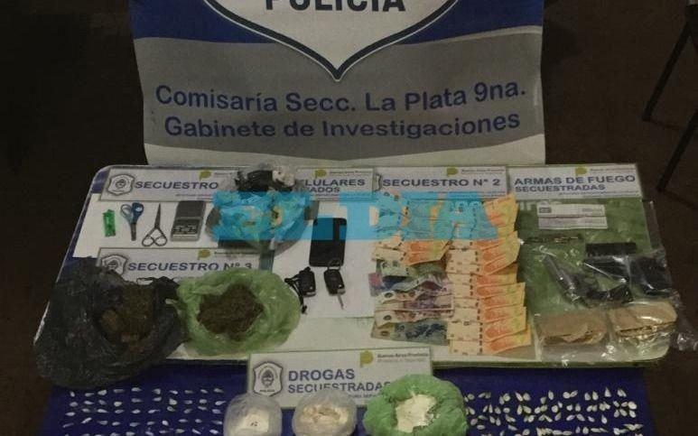 """Un detenido en operativo contra el narcomenudeo en la """"zona roja"""""""