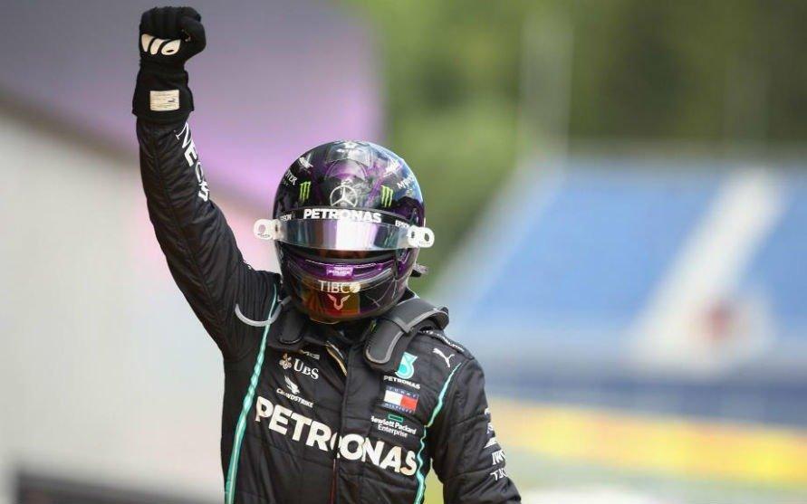 Hamilton consigue en Austria su primera victoria en la temporada de Fórmula 1
