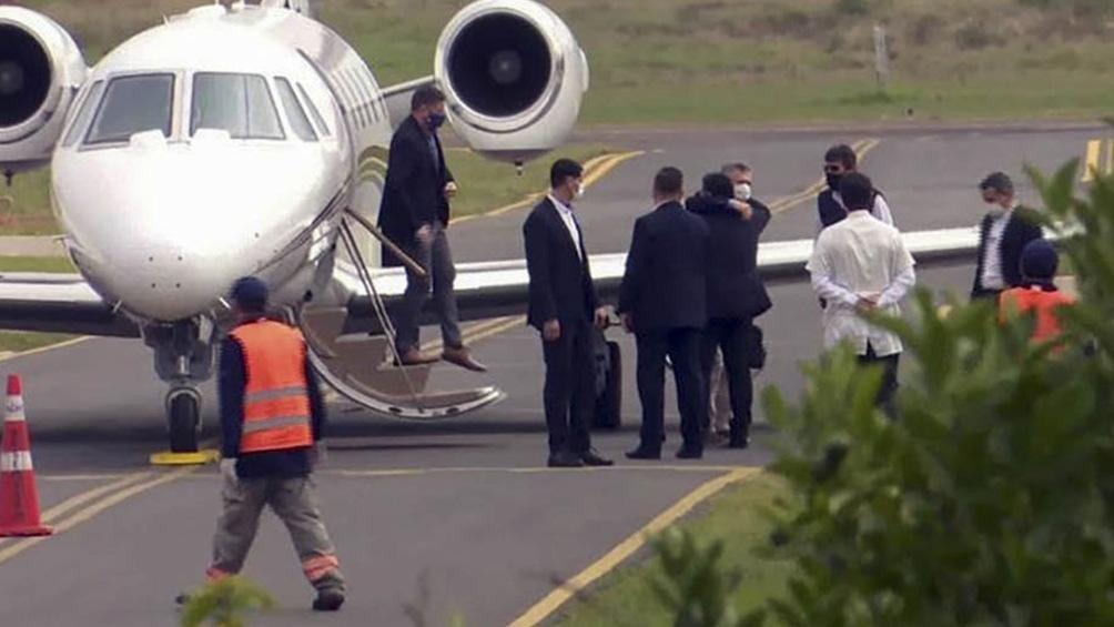 Macri regresó de Paraguay y ahora deberá quedar aislado