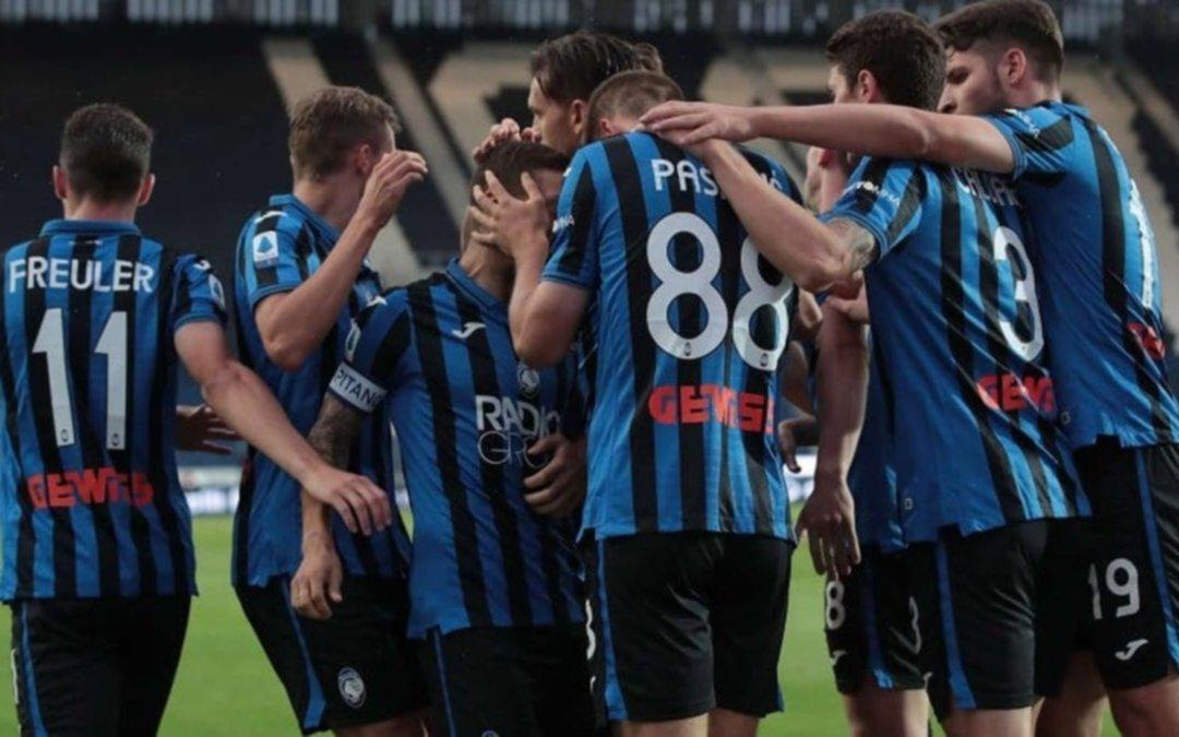 """El argentino que fue elegido """"mejor jugador del mes"""" en el torneo italiano"""